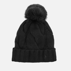 Polo Ralph Lauren Women's Rope Hat - Black