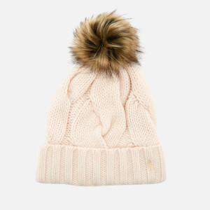 Polo Ralph Lauren Women's Rope Hat - Cream
