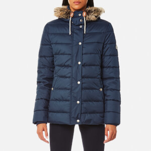 Barbour Women's Shipper Quilt Coat - French Navy