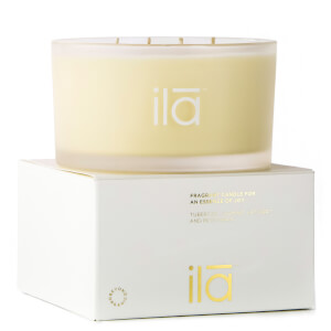 ila-spa Essence of Joy Wick Candle