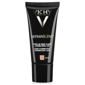 Vichy Dermablend Corrective Fluid Foundation - 30 30ml