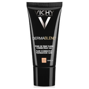 Vichy Dermablend Corrective Fluid Foundation - 20 30ml