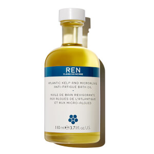 REN Skincare Atlantic Kelp & Microalgae Anti-Fatigue Bath Oil 110 ml