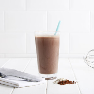 Meal Replacement Low Sugar Chocolate Smoothie