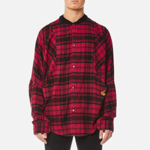 Vivienne Westwood Anglomania Men's Pierpoint Shirt - Red Tartan