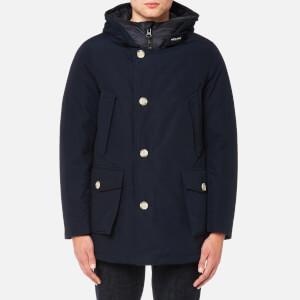 Woolrich Men's Arctic Parka NF Jacket - Melton Blue