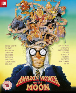 Amazon Women on the Moon (Dual Format)