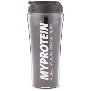 Myprotein Travel Mug – Black