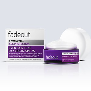 Creme de Dia com FPS 25 ADVANCED + Age Protection Even Skin Tone da Fade Out 50 ml