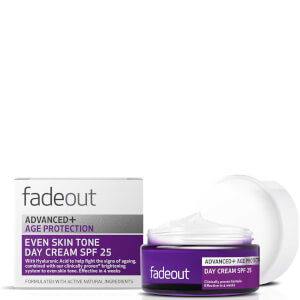 Fade Out ADVANCED + Age Protection Even Skin Tone Day Cream SPF 25 50 ml