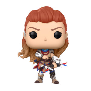 Figurine Pop! Aloy - Horizon Zero Dawn