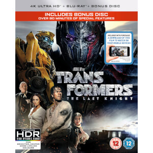 Transformers: The Last Knight - 4K Ultra HD (Includes Digital Download)