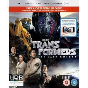Transformers: The Last Knight - 4K Ultra HD (Includes Digital Download)