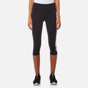 Superdry Sport Women's Essentials Capri Leggings - Black
