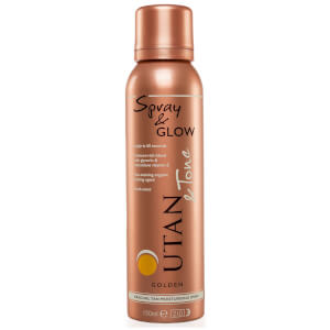 UTAN & Tone Spray and Glow 150ml