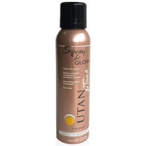 UTAN and Tone Spray and Glow 150ml