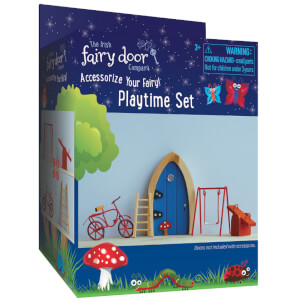 The Irish Fairy Door Company 4 Piece Playtime Accessory Set