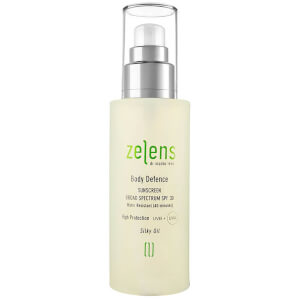 Zelens Body Defence SPF30 Sunscreen 125ml