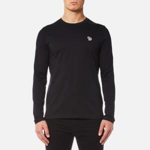 PS by Paul Smith Men's Long Sleeve T-Shirt - Black