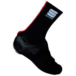 Sportful Fiandre Knit Bootie - Black