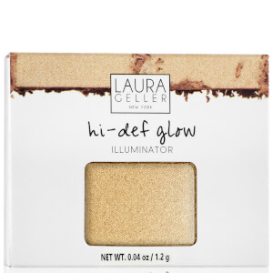 Laura Geller Baked Gelato Swirl Illuminator 30mm - Gilded Honey Mini (Free Gift)