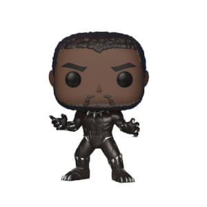 Marvel Black Panther Figura Pop! Vinyl