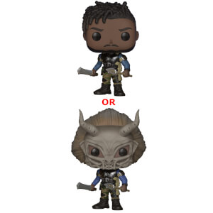Figurine Pop! Erik Killmonger - Black Panther