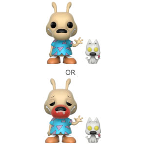 Nickelodeon Rockos ML Rocko and Spunky Funko Pop! Vinyl
