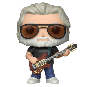 Figurine Pop! Rocks Jerry Garcia