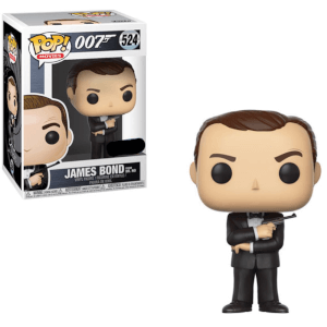 Figura Funko Pop! - Sean Connery EXC - James Bond