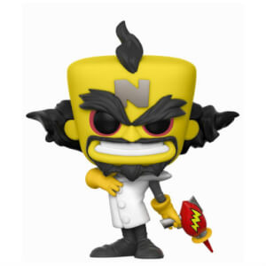Crash Bandicoot Neo Cortex Pop! Vinyl Figur