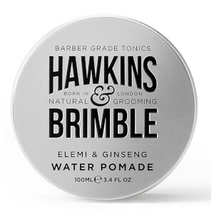 Hawkins & Brimble Water Pomade (100ml)