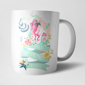 Take Me To The Beach Mug