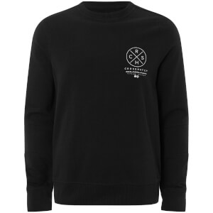 Crosshatch Men's Byram Sweatshirt - Black