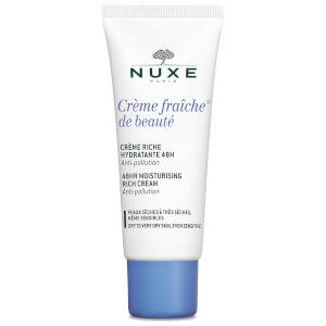 NUXE Crème Fraîche de Beauté Moisturiser for Dry Skin produkt nawilżający do skóry suchej 30 ml