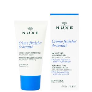 NUXE Crème Fraîche de Beauté Mask 50 ml