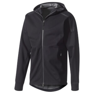 adidas Men's ZNE Duo Hoody - Black/Grey