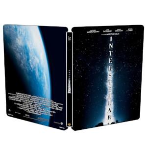 Interstellar - Zavvi Exclusive Limited Edition Steelbook (Limited to 1000 Copies)