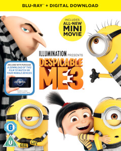 Despicable Me 3 (Digital Download)
