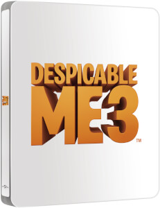 Despicable Me 3 3D (Includes 2D Version) - Zavvi Exclusive Limited Edition Steelbook
