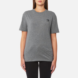 McQ Alexander McQueen Women's Classic Swallow T-Shirt - Soft Grey Melange