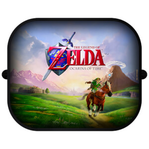 Nintendo The Legend Of Zelda Orcarina Of Time Sunshades (pack of 2)