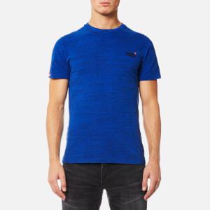 Superdry Men's Orange Label Vintage T-Shirt - Blast Blue Grit