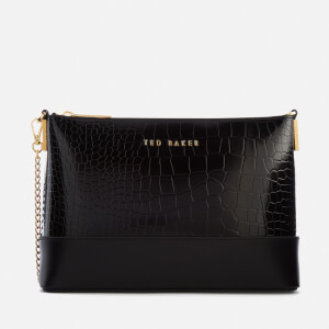 Ted Baker Women's Calene Detail Cross Body Bag - Black