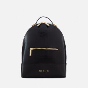 Ted Baker Women's Ceciel Exotic Detail Backpack - Black