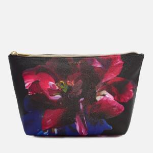 Ted Baker Women's Mearl Impressionist Bloom Wash Bag - Black