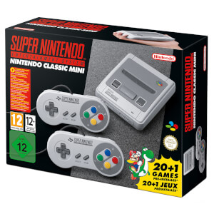 Nintendo Classic Mini: Super Nintendo Entertainment System: Image 1