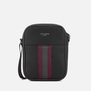 Ted Baker Men's Kondoor Webbing Mini Flight Bag - Black