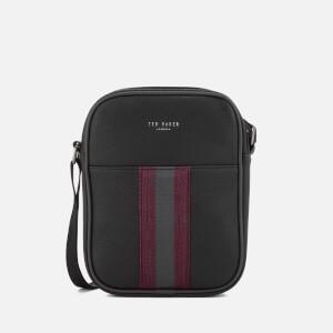 Ted Baker Men's Kondoor Webbing Mini Flight Bag - Black