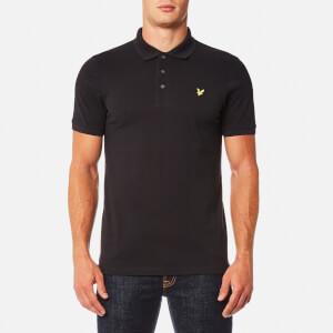 Lyle & Scott Men's Polo Shirt - True Black